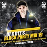 DJ K DEE - KIIS FM Block Party Mix 19 (OLD SCHOOL)