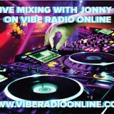 Old Skool Set  Live On Vibe Radio  Johnny.C   in The Mix.