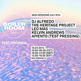Leo Mas Boiler Room Test Pressing Ibiza 16 July 2014