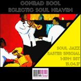 Conrad Bool Eclectic Soul Heaven Soul Jazz Easter Special 15.04.17