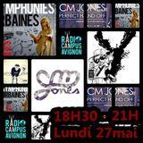 Symphonies urbaines - Last Session Saison 2 - Radio Campus Avignon - 27/05/2013