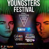 Especial Youngsters Festival SHOWTEK y ALLURE - Amatist Vane Live #73