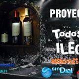 #IlegalesRadio87 Entrevista Proyecto De Luz
