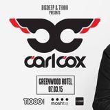 Carl Cox - Live at Greenwood - Sydney - Global 625 - 13-Mar-2015