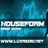 Houseform radio show - episode 298 LUX radio 25APR15