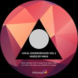 Local Underground Vol.2 Mixed by Mkni