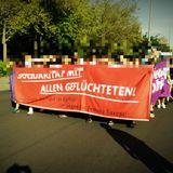 FSK-Interview mit demob zu rassist. Anschlägen + Morden in Hamburg, Berlin-Marzahn und Heidenau