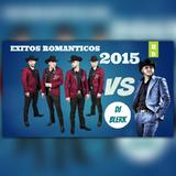Calibre 50 VS Gerardo Ortiz Canciones Románticas 2015