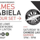 James Zabiela - Live At The Cave, Chinese Laundry (Sydney) - 18-Apr-2015