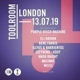 Purple Disco Machine – Live @ Toolroom London x Studio 338 x Beatport – 13.07.2019