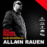ALLAIN RAUEN - CLUB SESSIONS VOL 678 (PODCAST TOP40 29TH OCTOBER 2018)