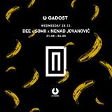 NENAD JOVANOVIC x Gadost @ Prodavnica Birthday Party