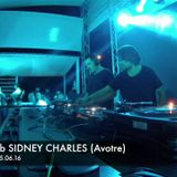 Santé b2b Sidney Charles - Live @ Juice TV [25.06.2016]