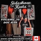 SIDESHOW KUTS VOLUME 36 MIXED BY DOE RAN (CANADA)