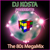 The 80s MegaMix  ( By Dj Kosta )