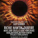 Dubfire - Live @ ENTER.Main Space Ibiza (Spain) 2014.07.10.