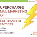 Supercharge Your Email Marketing ROI