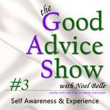 Self Awareness & Experience- G.A.S. #3   3/27/2017