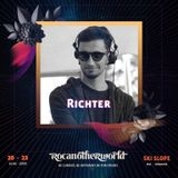 Richter @ Rocanotherworld Festival Electronic Stage, Iasi