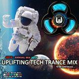Annual Trance Mix #01 (Uplifting Tech Trance Mix) 2017