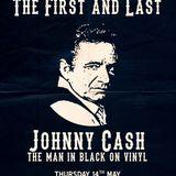 Glossop Record Club: JOHNNY CASH ON VINYL (May 2015)