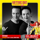 PETDuo 4 decks set @ Nature One 2017 - BPM Stage - 05.08.17