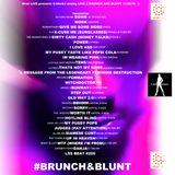 VJtheDJ for Brunch and Blunt MIXLR Live Broadcast