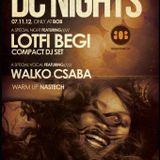 Nastech - Disco Cube Nights [November 07 2012] @ BoB