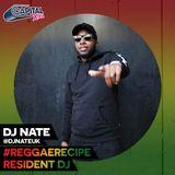 #ReggaeRecipe Resident DJ 004 - DJ Nate (@djnateuk)