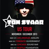 Tom Staar - Promo Mix November 2013