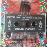 COLIN FAVOUR HELTER SKELTER TECHNODROME 29-4-94