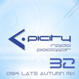 epicity's Radio Podcast Episode 32 / 2014 Late Autumn Mix