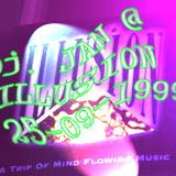 Dj. Jan @  Illusion Mega House  25-09-1999