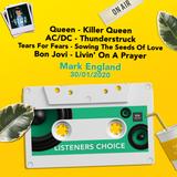 Thursday Drive Time - Listeners Choice (Mark England)