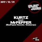 Unlike Sessions - 2017-12-01 - Kurtz & Guest : Mr Pepper (Blue Pepper Records - Dunkerque)