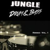 Jungle/Drum & Bass, 'Rinsed - Vol. 1'. Mixed by Paul Lynam