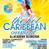 """The offishal promo mix of """"THE HOT CARIBBEAN PARTY"""" at the O² Academy Islington by Sun Bailante"""