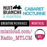 Cabaret CreativeMornings/Montréal - Nuit Blanche 2 of 2