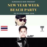 SKINNY MARK Live Rec From NYE Week Party at Sundance Bar By the Beach, Koh Tao, Thailand 28th Dec, 2