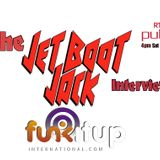 Funk it Up live Show 20.07.2019  Jet Boot Jack Interview