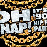 Throwback Hip Hop Mix (Oh Snap!)