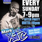 Mark XTC's Bass Music Rave Show New Year Special 01_01_2017  OSN Radio