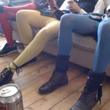 Tights Are Tight - May 2012 Mix