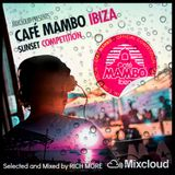 RICH MORE: Café Mambo Ibiza Sunset Competition