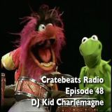 Cratebeats Radio ROCK Episode 48