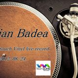 Iulian Badea -First touch Vinyl live record (_2012-08-24 )