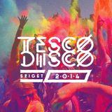 Tesco Disco - Sziget 2014 promo mix