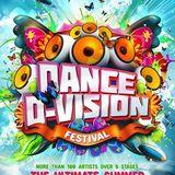 dj Mike B @ Dance D-Vision - Insomnia Nights 02-08-2014