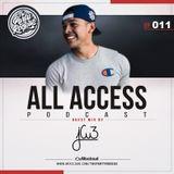 The Party Rockas All Access 011 - DJ jCU3