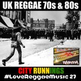 UK Roots Reggae 70s & 80s - RastFM #LoveReggaeMusic Show 27 23/12/2017